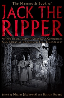 The Mammoth Book of Jack the Ripper, Paperback Book