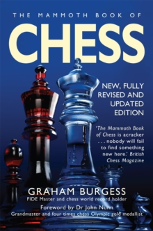 The Mammoth Book of Chess, Paperback / softback Book