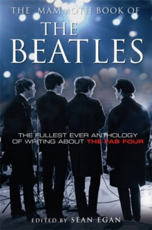 The Mammoth Book of the Beatles, Paperback Book