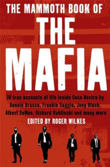 The Mammoth Book of the Mafia, Paperback Book