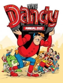 The Dandy Annual, Hardback Book