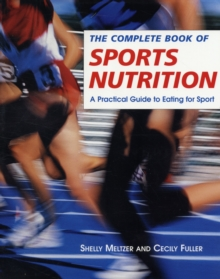 Complete Book of Sports Nutrition, Paperback Book