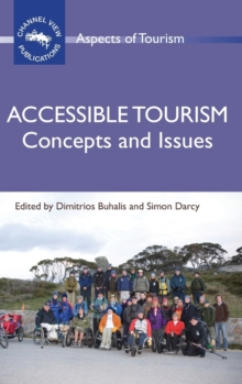Accessible Tourism : Concepts and Issues, Hardback Book