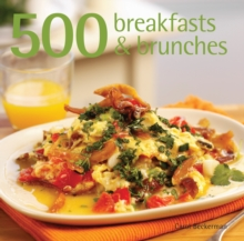 500 Breakfasts & Brunches, Hardback Book