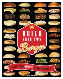 Build Your Own Burger, Hardback Book
