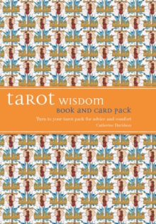 Tarot Wisdom Book and Cards Pack : Turn to Your Tarot Pack for Advice and Comfort, Hardback Book