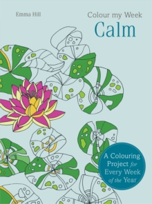 Colour My Week Calm, Paperback / softback Book