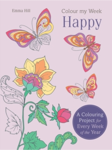 Colour My Week Happy, Paperback / softback Book