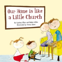 Our Home Is Like a Little Church, Paperback Book