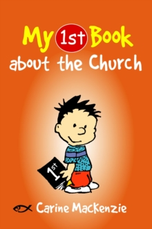 My First Book About the Church, Paperback / softback Book