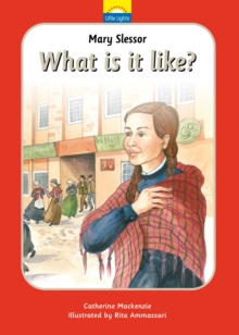 Mary Slessor : What is it like?, Hardback Book