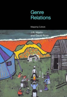 Genre Relations : Mapping Culture, Hardback Book