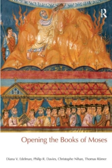 Opening the Books of Moses, Paperback / softback Book