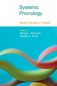 Systemic Phonology : Recent Studies in English, Paperback / softback Book