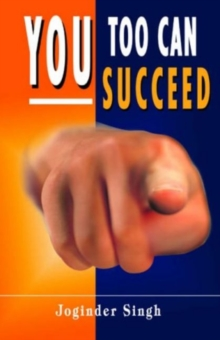 You Too Can Succeed, Paperback Book