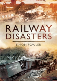 Images of Transport: Railway Disasters, Paperback Book