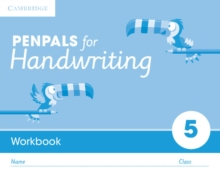Penpals for Handwriting Year 5 Workbook (Pack of 10), Paperback / softback Book