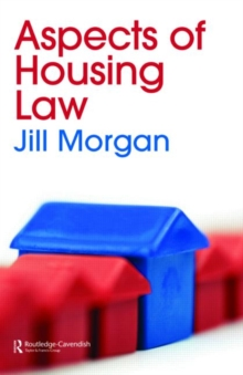 Aspects of Housing Law, Paperback / softback Book