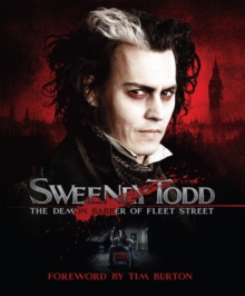 Sweeney Todd : The Demon Barber of Fleet Street, Hardback Book