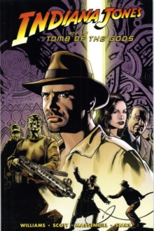Indiana Jones and the Tomb of the Gods, Paperback Book