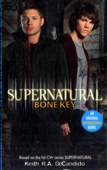 Supernatural - Bone Key, Paperback Book