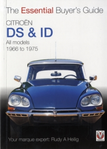 Citroen ID and DS : The Essential Buyer's Guide, Paperback Book