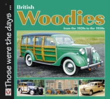 British Woodies from the 1920s to the 1950s,  Book