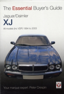 Jaguar/Daimler Xj 1995-2003 : The Essential Buyer's Guide, Paperback / softback Book