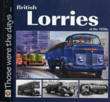 British Lorries of the 1950s, Paperback Book