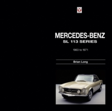 Mercedes-Benz SL : W113-series 1963-1971, Hardback Book