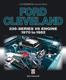 Ford Cleveland 335-series V8 Engine 1970 to 1982, Paperback Book