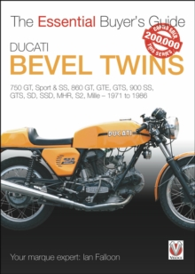 Ducati Bevel Twins : Essential Buyer's Guide, Paperback / softback Book