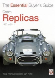 Cobra Replicas : The Essential Buyer's Guide, Paperback Book
