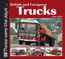 British and European Trucks of the 1970s,  Book