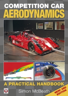 Competition Car Aerodynamics, Hardback Book