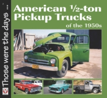 American 1/2-Ton Pickup Trucks of the 1950s,  Book