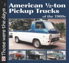 American 1/2-Ton Pickup Trucks of the 1960s,  Book