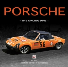Porsche - The Racing 914s, Hardback Book