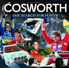 Cosworth- The Search for Power, Hardback Book