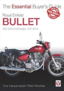Royal Enfield Bullet : All Indian Models, Paperback Book
