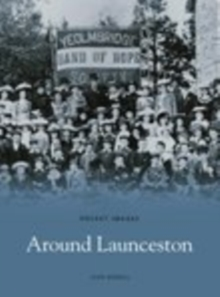 Around Launceston, Paperback / softback Book