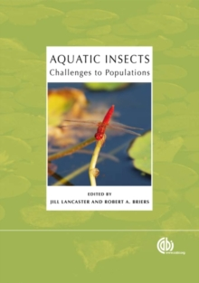 Aquatic Insects : Challenges to Populations, Hardback Book