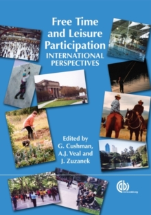 Free Time and Leisure Participation : International Perspectives, Paperback Book
