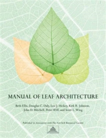 Manual of Leaf Architecture, Hardback Book