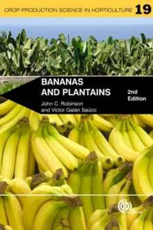 Bananas and Plantains, Paperback Book