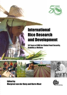 International Rice Research and Development, Hardback Book