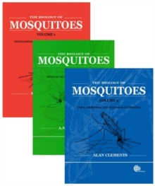 Special Offer - Buy all Three Volumes of Biology of Mosquitoes, Hardback Book