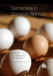 Salmonella in Domestic Animals, Hardback Book