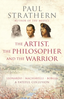 The Artist, The Philosopher and The Warrior, Paperback Book