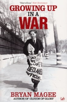 Growing Up In A War, Paperback Book
